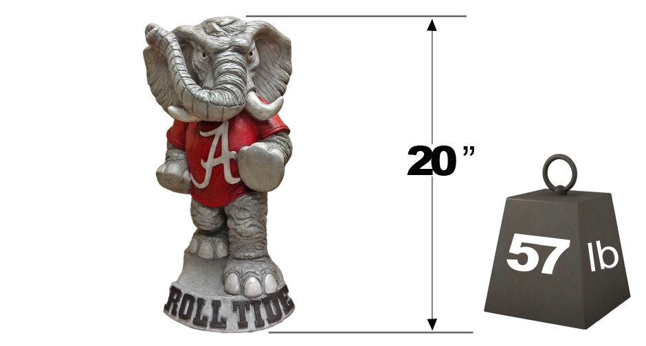 al the alabama elephant Colouring Pages (page 2)