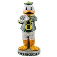 Oregon Duck statue