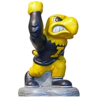 Herky the Hawk Statue