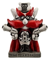 Raider RedStatue