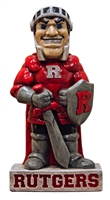 Scarlet Knight Statue